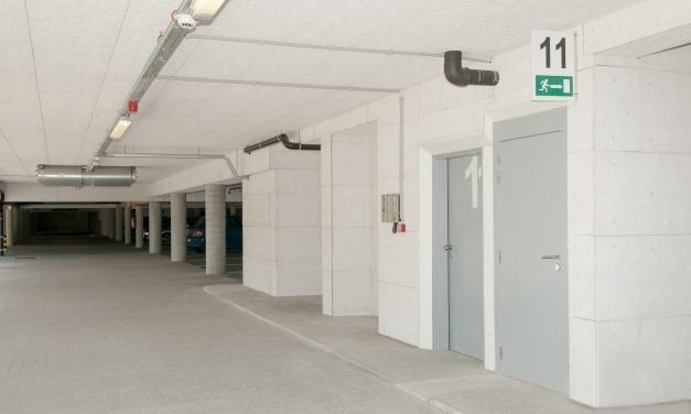 Parking Heraklith