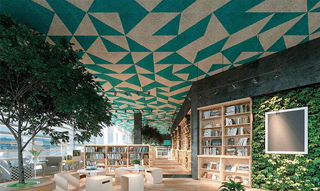 Organic Creative Impression - Projet Architèse Sarl
