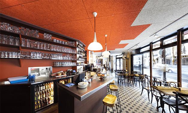 Café Biergit - Paris (75) - Organic Twin