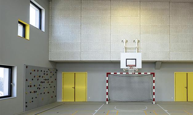 Salle de sport - Ecole Charmille Schuman